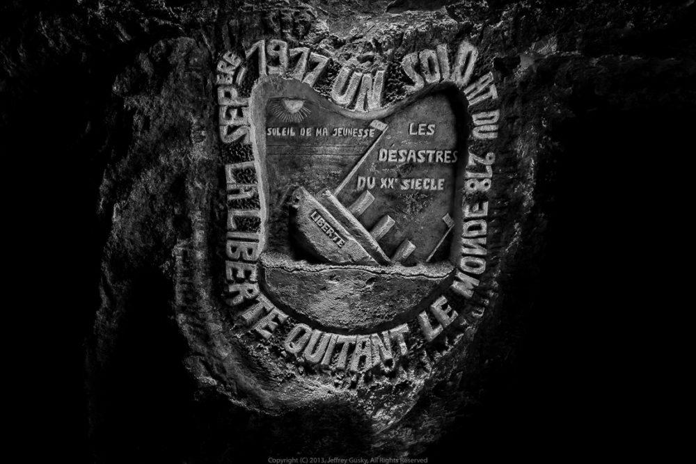 Apocalyptic Underground of WWI